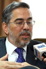 Rector Juan Manuel Zolezzi