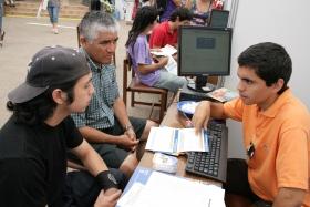 Feria del Postulante U. de Santiago 2012