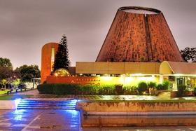 Planetario U. de Santiago de Chile
