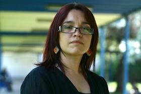 Cristina Moyano, académica U. de Santiago de Chile