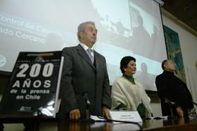 El Premio Nacional de Arte, José Miguel Varas, fue parte del jurado.