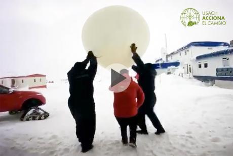 Antártica, Ozono; cambio climático