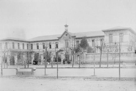 Promueven rescate patrimonial de la ex Escuela José Abelardo Núñez ...