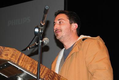 Pablo Larraín, director de la película NO