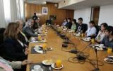 Desayuno de Puntajes Nacionales 2011 en Rectoría