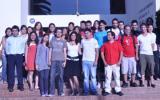 Alumnos intercambio U. de Santiago de Chile