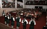 Ceremonia de bienvenida de Facultad de Ingeniería 2011